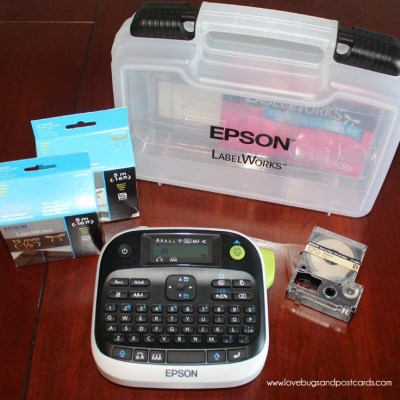 Epson LabelWorks™ Printable Ribbon Kit Review