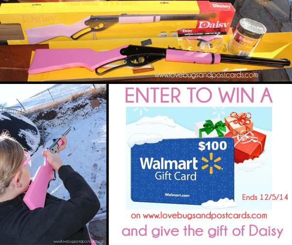 $100 Walmart GiftCard Giveaway