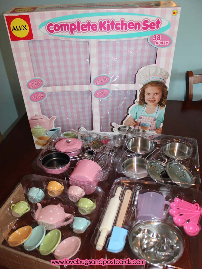 Alex Toys Complete Kitchen Set