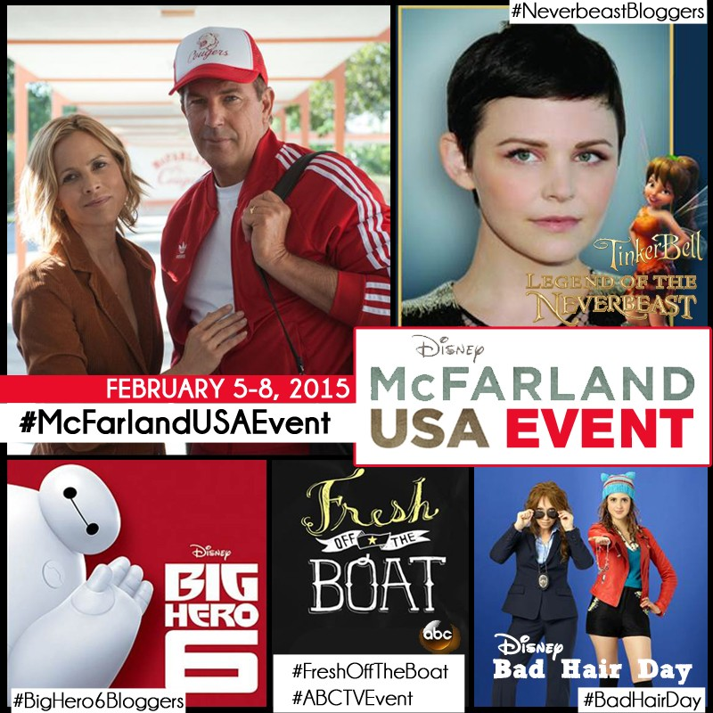 mcFarland Event