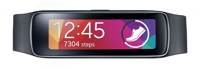 Samsung Gear Fit Fitness Band
