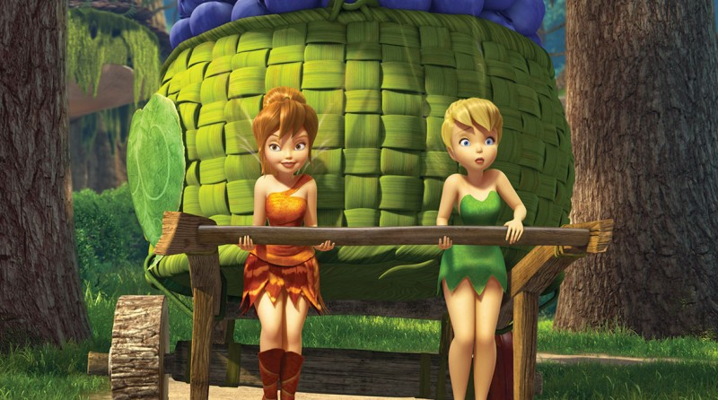 Tinkerbell and The Legend of the Neverbeast Review