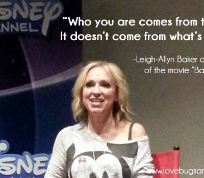 """Exclusive Interview with Leigh-Allyn Baker for """"Bad Hair Day"""" Movie"""
