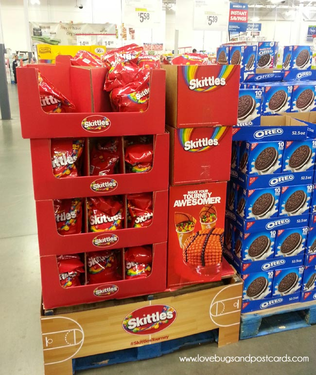 Skittles at Sams Club