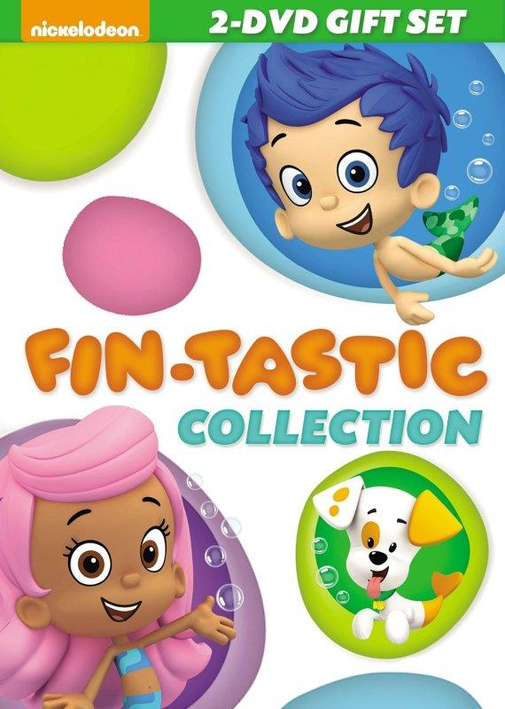 bubbleGuppiesFinTasticCollection
