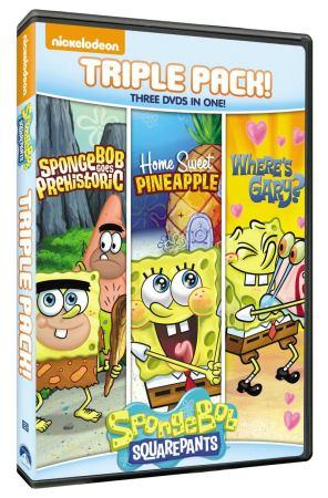 SpongeBobTriple