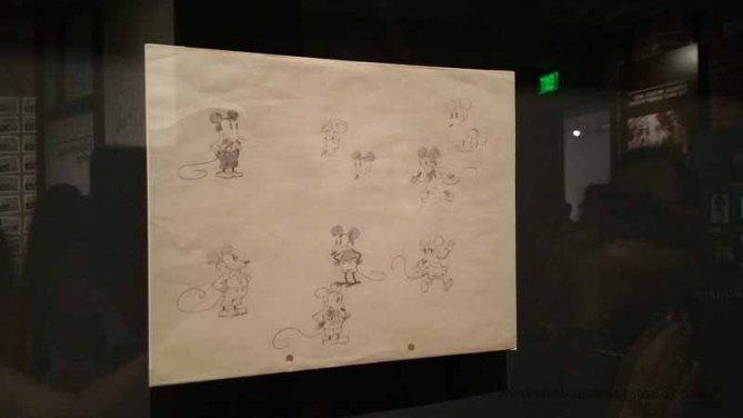 Visiting the Walt Disney Family Museum in San Francisco