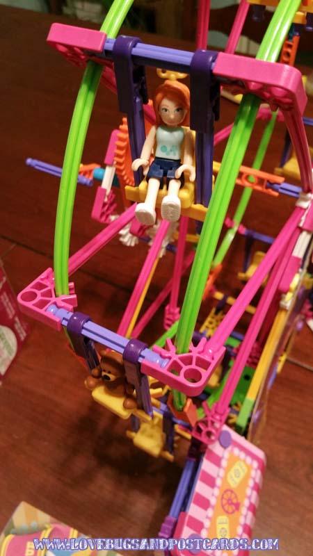 K'NEX Fun on the Ferris Wheel Building Set Review