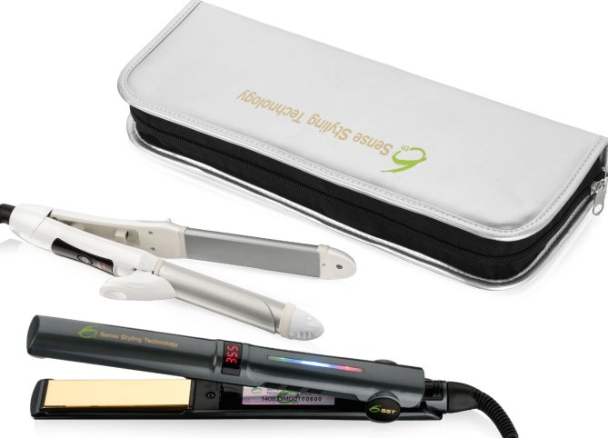 6th Sense Styling Technology's FH-1 flat iron review
