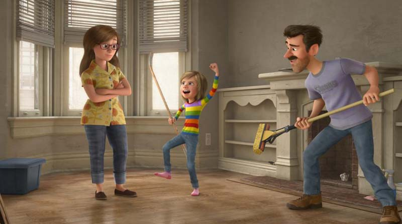 Exclusive interview with Kyle MacLachlan and Kaitlyn Dias #InsideOutBloggers
