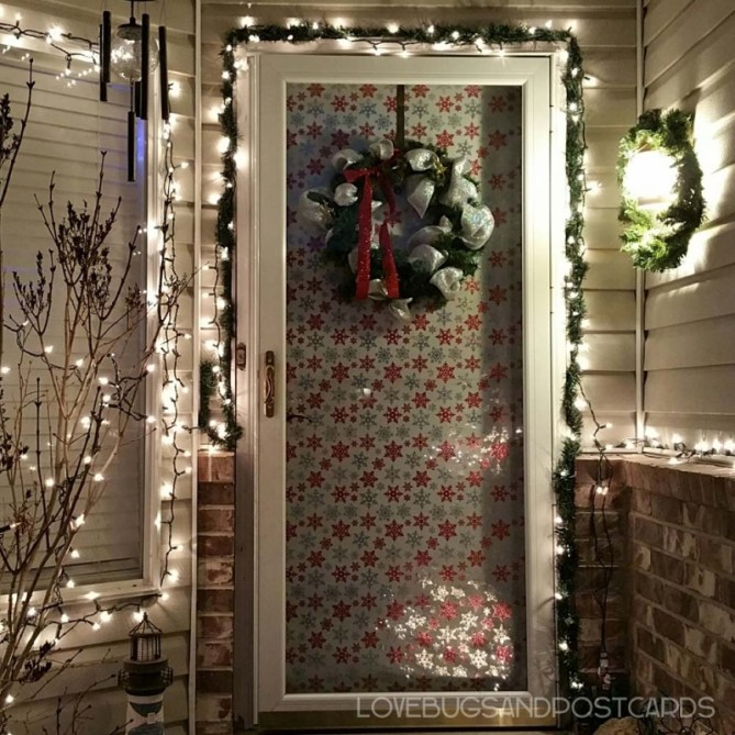 15 Christmas Wreath Ideas - Homemade Christmas Wreath
