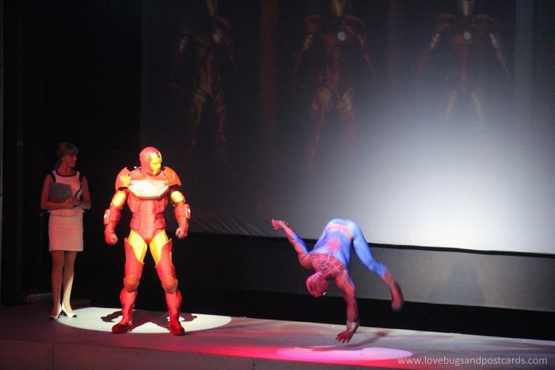 Marvel Universe LIVE! Show review (Salt Lake City, Utah)