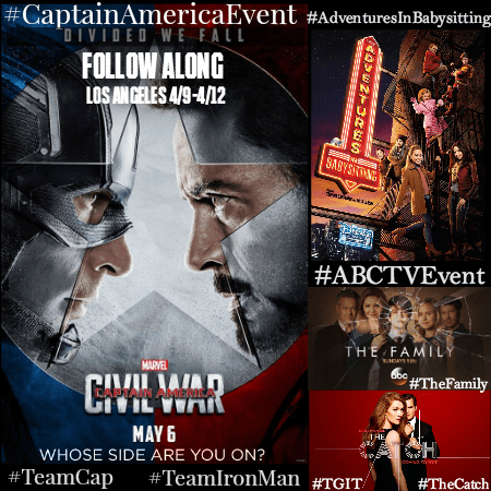 CaptainAmericaEvent