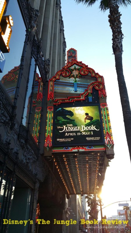 Disney's The Jungle Book Review