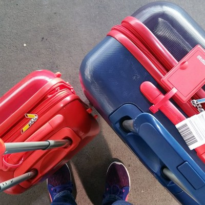 American Tourister Marvel Luggage + Giveaway