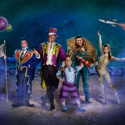 Ringling Bros and Barnum & Bailey OUT OF THIS WORLD! show coming to SLC!