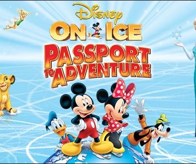 Get your FREE tickets for Disney On Ice Passport to Adventure {Salt Lake City, UT Nov 10th – 13th}