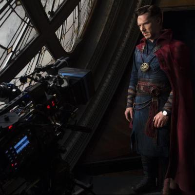 Marvel's DOCTOR STRANGE in theaters 11/4/16 #DoctorStrange