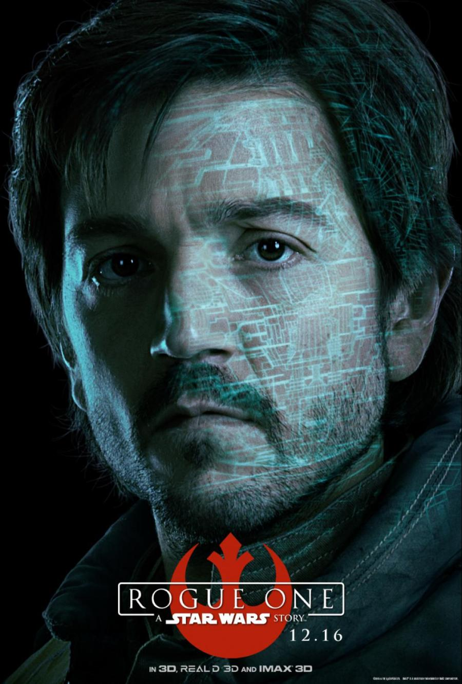 Captain Cassian Andor - ROGUE ONE: A STAR WARS STORY
