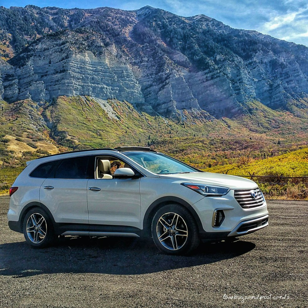 2017 Hyundai Santa Fe Limited Ultimate AWD Review