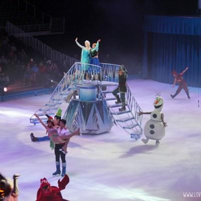 Disney on Ice Passport to Adventure Review  #DisneyOnIce