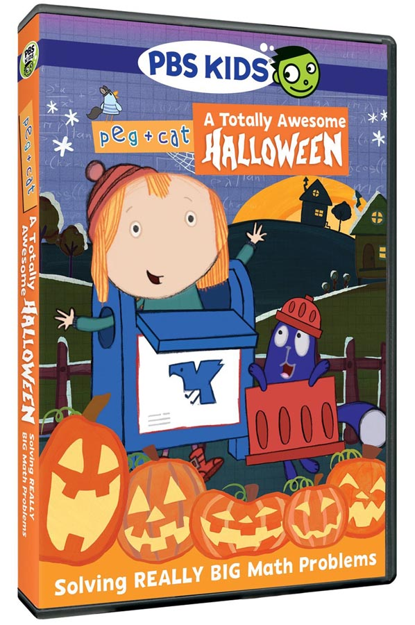 """PEG + CAT: A TOTALLY AWESOME HALLOWEEN"""