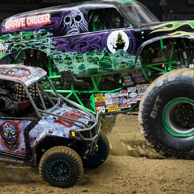 Enter to win 2 tickets to Monster Jam in SLC, Utah 1/6/17