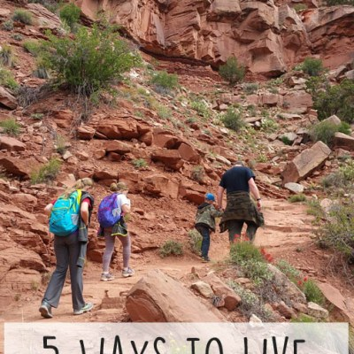 5 ways to live life to its fullest