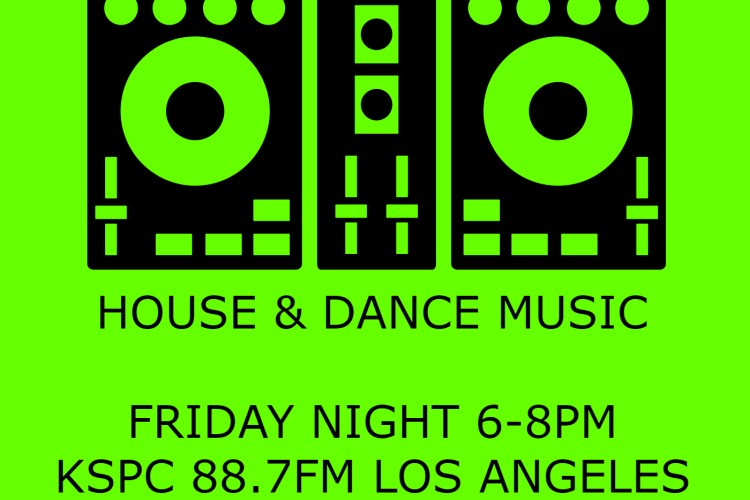 house music los angeles