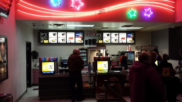 Кинотеатр в Винклере