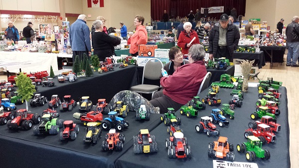 Morden Lions Club Toy & Collectors Show & Sale