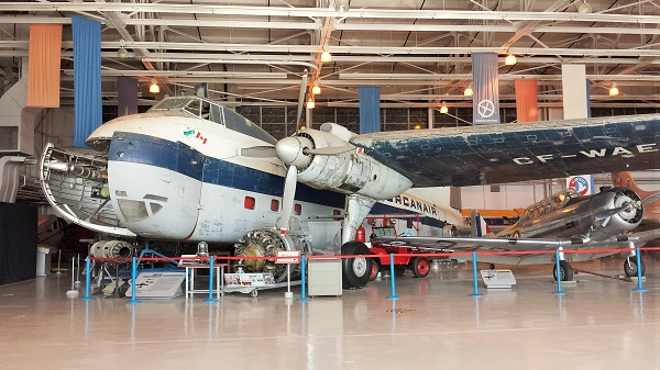 Aviation museum in Winnipeg (6)