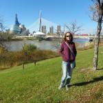 Виннипег: Авиационный музей, The Forks и окрестности