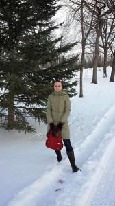 Прогулки зимой и летом