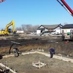 Новости со строительной площадки