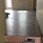 12 неделя строительства дома