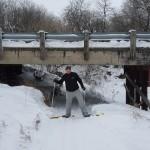 Новый лыжный трейл