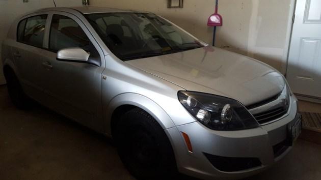 Saturn/Opel Astra 2008