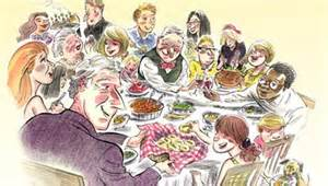 Thanksgiving Dinner Conversation: Are you Listening?