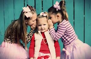 Mean Little Girls