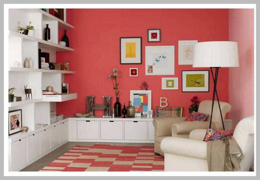 Firecracker Red Paint Dulux