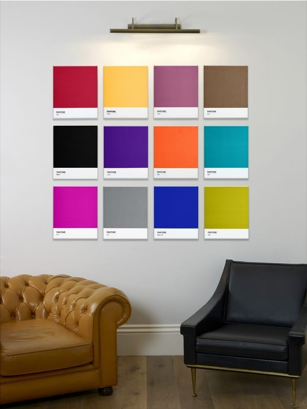 Pantone Universe Art Canvas Review And Giveaway Love