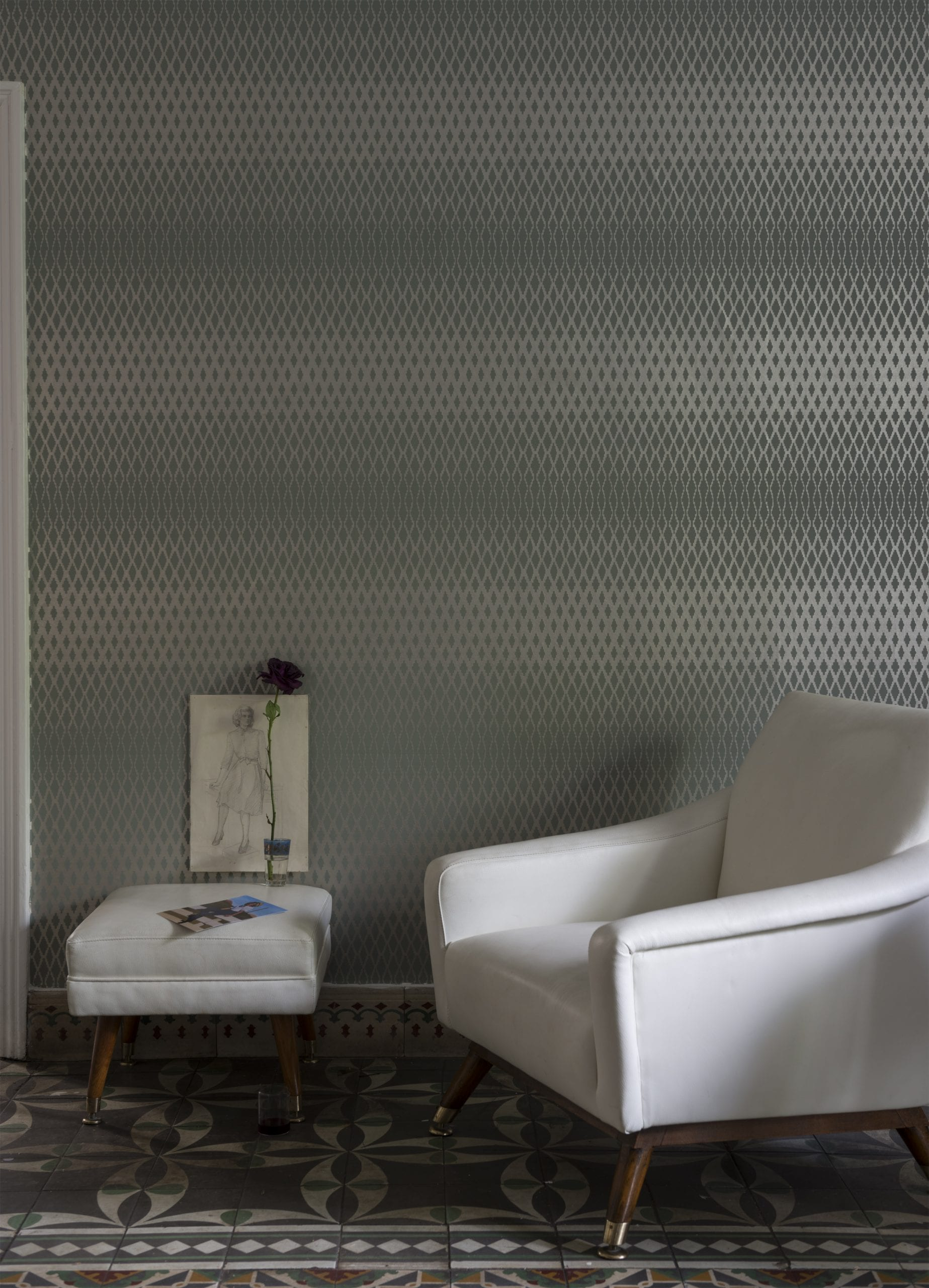 Wallpaper Wednesday NEW Wallpaper Range from Farrow and