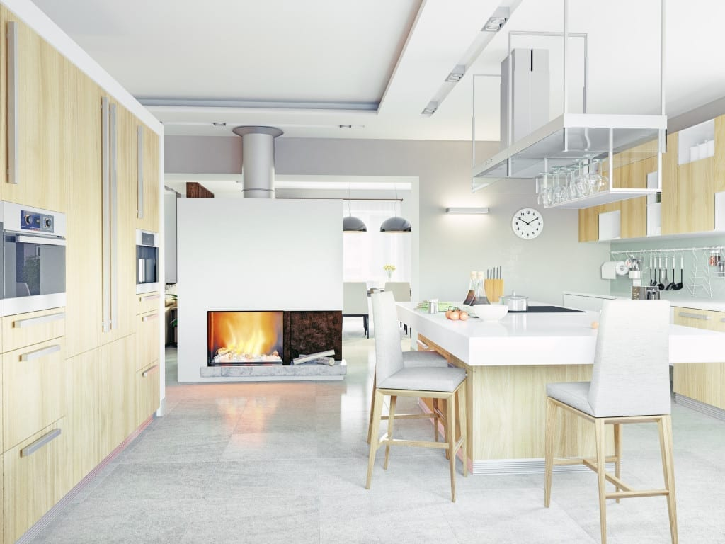Top tips for creating the perfect kitchen design and style