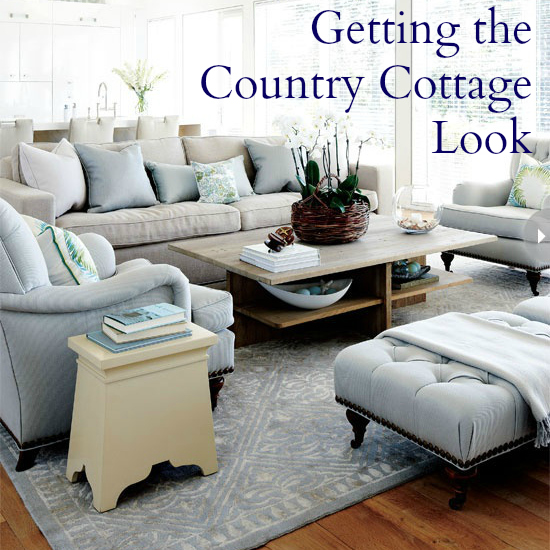Manufactured Home Decorating Ideas Modern Country And: Getting The Country Cottage Look