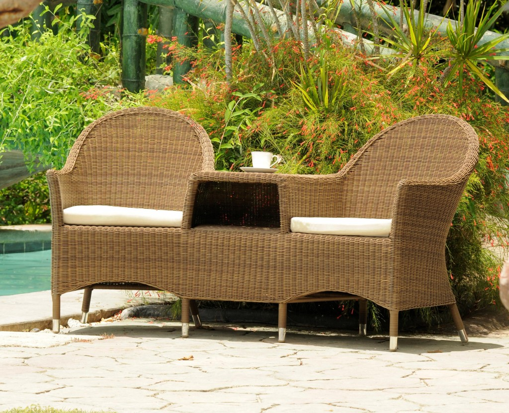 comfortable wicker chairs home office desk and chair set a guide to buying rattan furniture love chic living