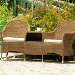Rattan Or Wicker Chairs Log Dining A Guide To Buying Furniture Love Chic Living