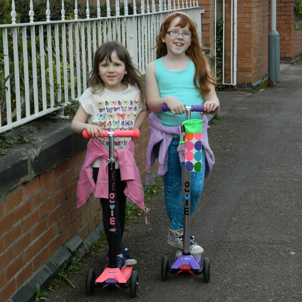 micro scooters blog review