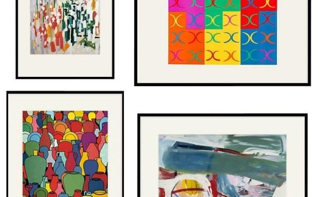 Chic Showcase Tate Collection Wall Art At John Lewis