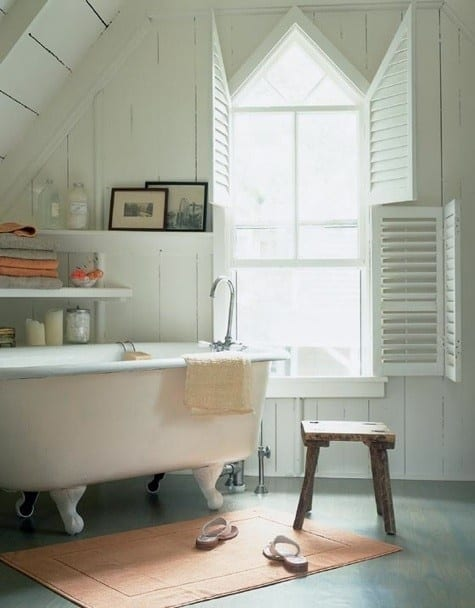 ideas for a modern bathroom